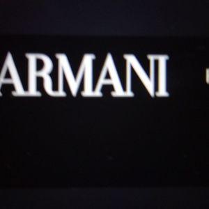 """""""ARMANI COLLEZIONI"""": Black Sport Coat"""